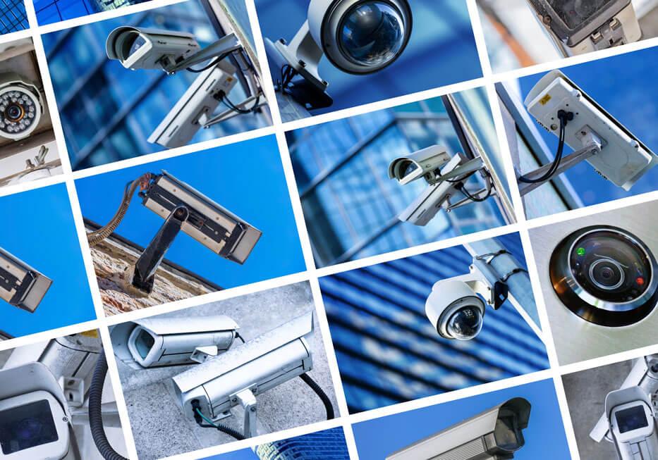 beveiligingscamera installatie door HTR