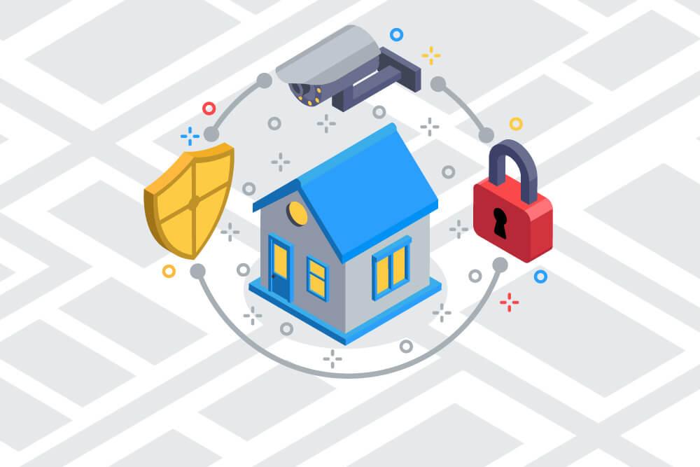inbraakbeveiliging voor woning of bedrijf